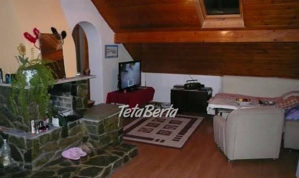 Bytová jednotka + podkrovie v RD Čermeľ, 2/3 poschodí,obytná plocha 210 m2, foto 1 Reality, Byty | Tetaberta.sk - bazár, inzercia zadarmo