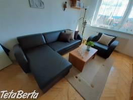 kožená sedacia súprava , Dom a záhrada, Nábytok, police, skrine  | Tetaberta.sk - bazár, inzercia zadarmo