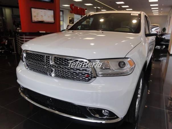 Dodge Durango 3,6L CITADEL EU Navi, foto 1 Auto-moto, Automobily | Tetaberta.sk - bazár, inzercia zadarmo