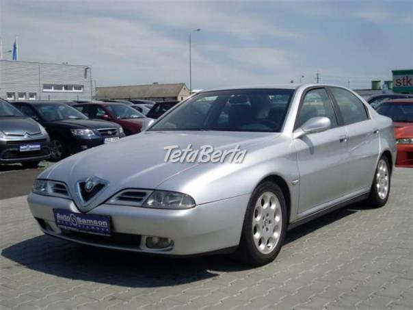 Alfa Romeo 166 2.4 JTD *AUTOKLIMATIZACE*, foto 1 Auto-moto, Automobily | Tetaberta.sk - bazár, inzercia zadarmo