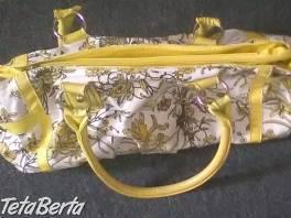 zlta kabelka , Móda, krása a zdravie, Kabelky a tašky    Tetaberta.sk - bazár, inzercia zadarmo
