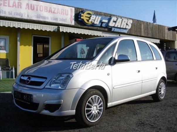 Opel Meriva 1.6 LPG,  ABS,KLIMA,LEVNÝ PROV, foto 1 Auto-moto, Automobily | Tetaberta.sk - bazár, inzercia zadarmo
