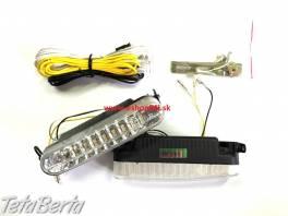 Svetlá pre automatické denné svietenie s LED, homologizácia  , Náhradné diely a príslušenstvo, Automobily  | Tetaberta.sk - bazár, inzercia zadarmo