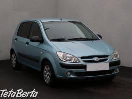 Hyundai Getz  1.5 CRDi, 2.maj,ČR , Auto-moto, Automobily  | Tetaberta.sk - bazár, inzercia zadarmo