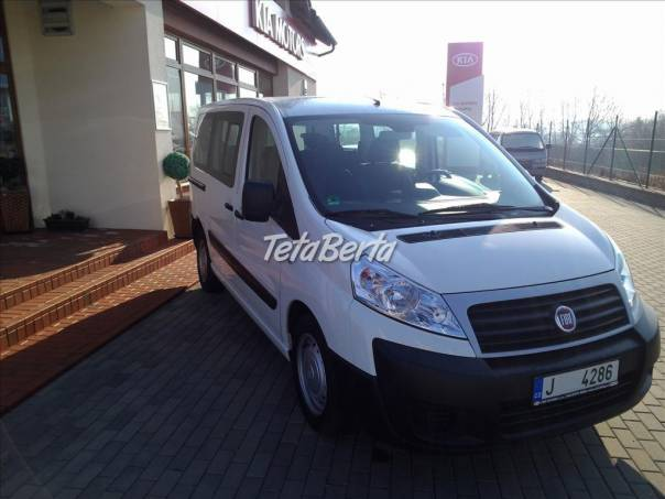 Fiat Scudo 2.0 , 9 míst, foto 1 Auto-moto, Automobily | Tetaberta.sk - bazár, inzercia zadarmo