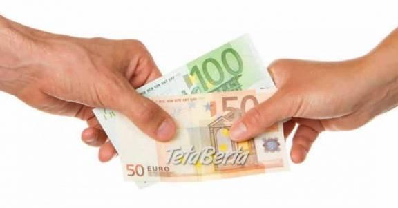 Získajte pôžičku vo výške 3% , foto 1 Obchod a služby, Financie | Tetaberta.sk - bazár, inzercia zadarmo