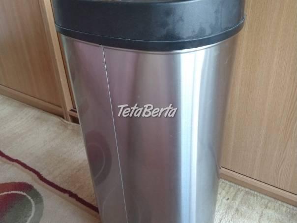 Predám Bezdotykový kôš Helpmation DELUXE 50 litrov, foto 1 Dom a záhrada, Vybavenie kuchyne | Tetaberta.sk - bazár, inzercia zadarmo