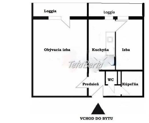 Predaj 2 izb. byt na MARTINČEKOVEJ ul., foto 1 Reality, Byty | Tetaberta.sk - bazár, inzercia zadarmo