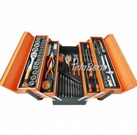 Rozkladací plechový box na náradie + 85-dielna sada náradia, foto 1 Auto-moto, Autoservis   Tetaberta.sk - bazár, inzercia zadarmo