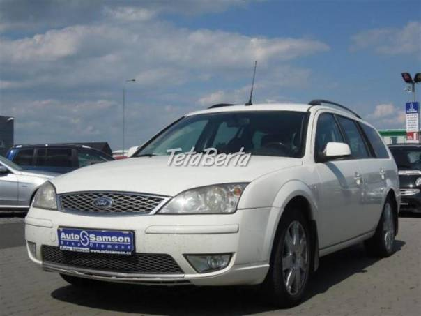 Ford Mondeo 2.0 TDCI*GHIA*AUTOKLIMA*, foto 1 Auto-moto, Automobily | Tetaberta.sk - bazár, inzercia zadarmo