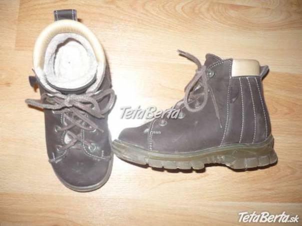 55d007acc Zimné ortopedické topánky č. 28, foto 1 Pre deti, Detská obuv   Tetaberta