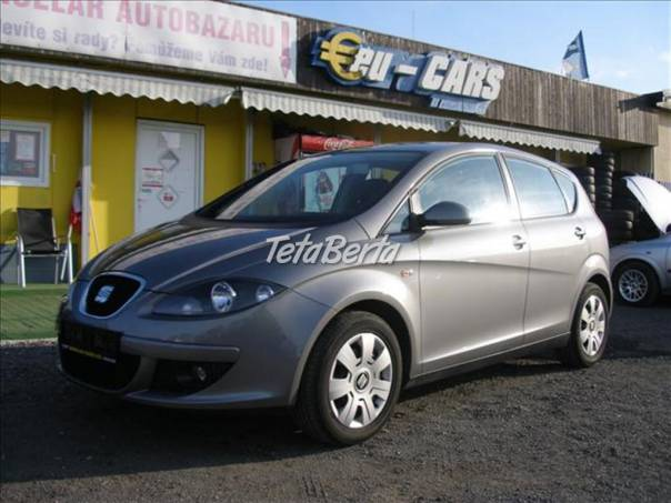 Seat Altea 1.6 ,75kW,  ABS,TOP STAV,79210, foto 1 Auto-moto, Automobily | Tetaberta.sk - bazár, inzercia zadarmo