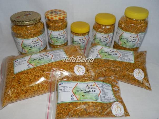 Sušený včelí peľ priamo od registrovaného včelára, foto 1 Dom a záhrada, Zo záhradky | Tetaberta.sk - bazár, inzercia zadarmo