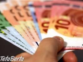 príležitosť akéhokoľvek typu pôžičky a financovania , Obchod a služby, Financie  | Tetaberta.sk - bazár, inzercia zadarmo