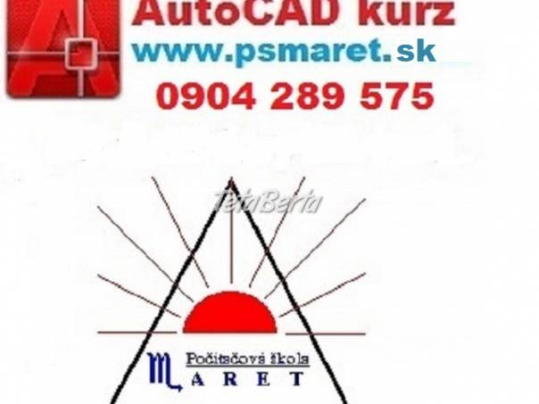 Flexibilné a Virtuálne školenie AutoCADu, foto 1 Obchod a služby, Kurzy a školenia | Tetaberta.sk - bazár, inzercia zadarmo