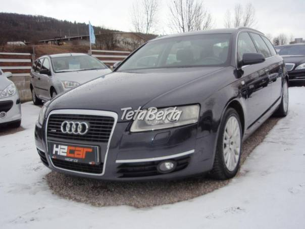 Audi A6 3.0 TDI Tiptronic Quattro, foto 1 Auto-moto, Automobily | Tetaberta.sk - bazár, inzercia zadarmo