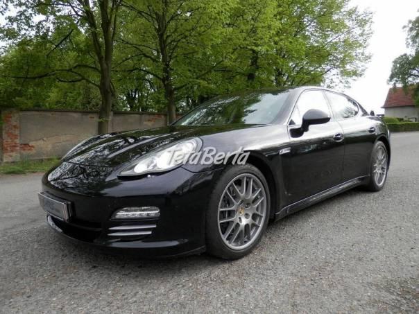 Porsche Panamera 4, 1.maj. ČR, DPH, Top stav, foto 1 Auto-moto, Automobily | Tetaberta.sk - bazár, inzercia zadarmo