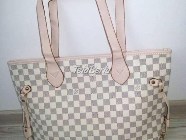 83c9e9f22f Louis Vuitton kabelka Neverfull