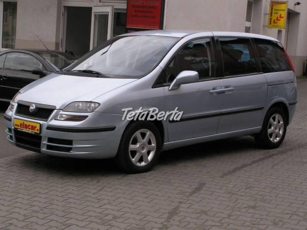 Fiat Ulysse 2.2 JTD 6.rychl,NAVIGACE, foto 1 Auto-moto, Automobily   Tetaberta.sk - bazár, inzercia zadarmo