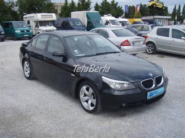 BMW Řada 5 530 D, DIGIKLIMA, AUTOMAT, foto 1 Auto-moto, Automobily | Tetaberta.sk - bazár, inzercia zadarmo