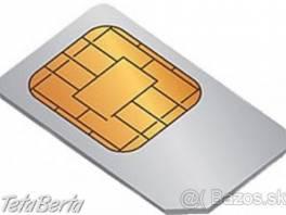 Predám Strieborné Číslo, 4G SIM , Elektro, Mobilné telefóny  | Tetaberta.sk - bazár, inzercia zadarmo