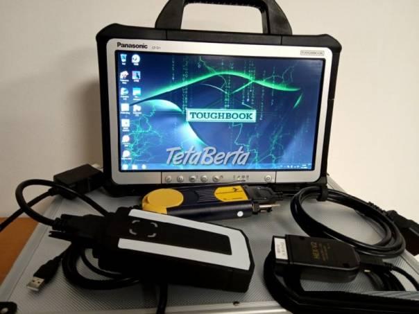 tablet Panasonic CF D1, foto 1 Elektro, Tablety | Tetaberta.sk - bazár, inzercia zadarmo