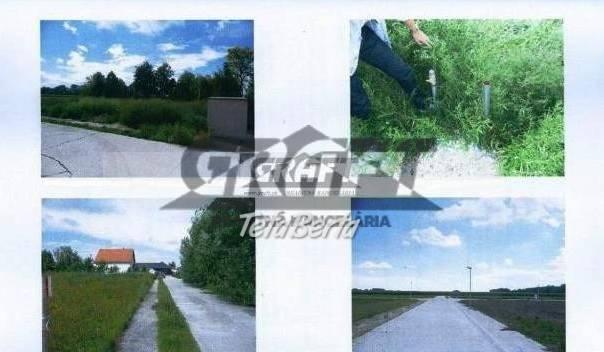 GRAFT ponúka stav. pozemok Horná Potôň – okr. Dunajská Streda , foto 1 Reality, Pozemky   Tetaberta.sk - bazár, inzercia zadarmo