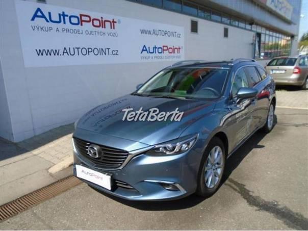 Mazda 6 2.0i Attraction NAVI 6MT, foto 1 Auto-moto, Automobily | Tetaberta.sk - bazár, inzercia zadarmo