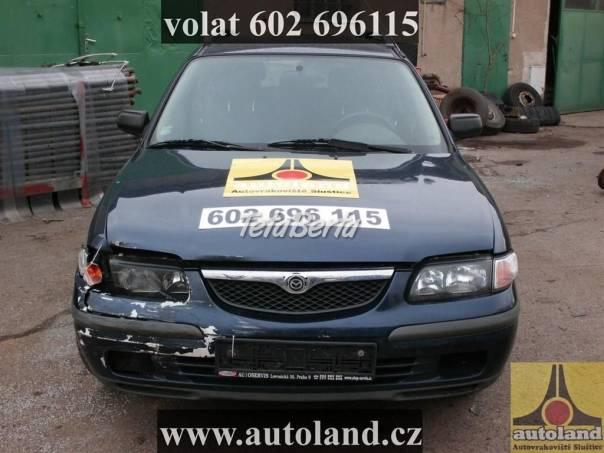 Mazda 626 1,8, foto 1 Auto-moto | Tetaberta.sk - bazár, inzercia zadarmo