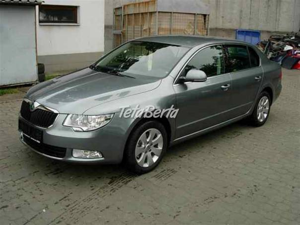 Škoda Superb Limuzína, foto 1 Auto-moto, Automobily | Tetaberta.sk - bazár, inzercia zadarmo