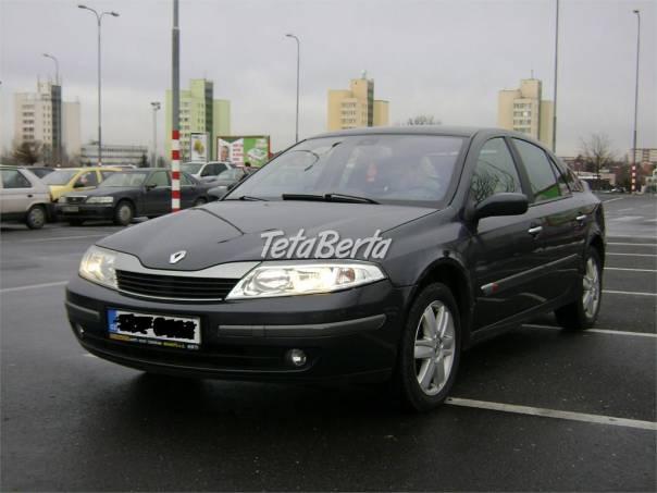 Renault Laguna 1,9DCi poctivé km, foto 1 Auto-moto, Automobily | Tetaberta.sk - bazár, inzercia zadarmo