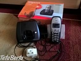 Predám Gigaset C450. Domáci bezdrôtový telefón na pevnú linku. Funkčný až na batérie, tie sú už mizerné. Lepšie napovedia fotky. , Elektro, Pevné linky a faxy  | Tetaberta.sk - bazár, inzercia zadarmo