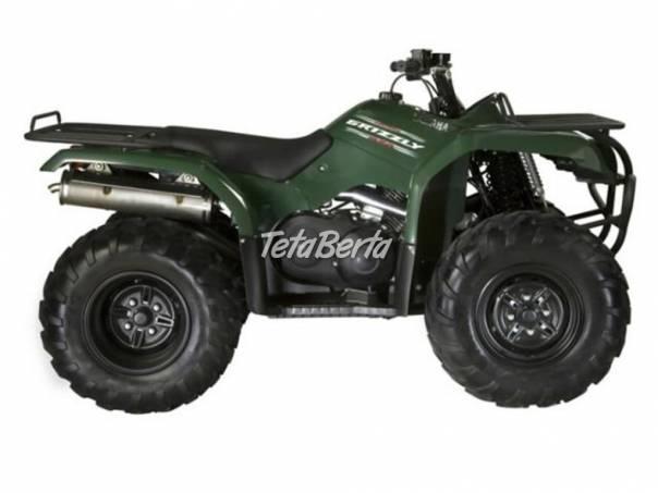 Grizzly 350 4WD /DOKLADY COC, foto 1 Auto-moto | Tetaberta.sk - bazár, inzercia zadarmo