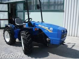 traktor new holland TI 4.50 , Poľnohospodárske a stavebné stroje, Poľnohospodárské stroje  | Tetaberta.sk - bazár, inzercia zadarmo