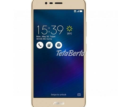 Asus zenfone 3 max zlatý, foto 1 Elektro, Mobilné telefóny | Tetaberta.sk - bazár, inzercia zadarmo