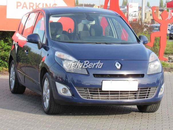 Renault Grand Scénic  2.0 DCi, 2.maj,Serv.kniha,ČR, foto 1 Auto-moto, Automobily | Tetaberta.sk - bazár, inzercia zadarmo