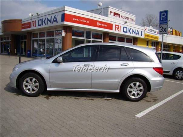 Mercedes-Benz Třída R 320 CDI 4-MATIC, AUTOMAT, foto 1 Auto-moto, Automobily | Tetaberta.sk - bazár, inzercia zadarmo
