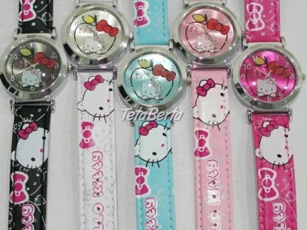 Hello Kitty hodinky nový dizajn , foto 1 Móda, krása a zdravie, Hodinky a šperky | Tetaberta.sk - bazár, inzercia zadarmo