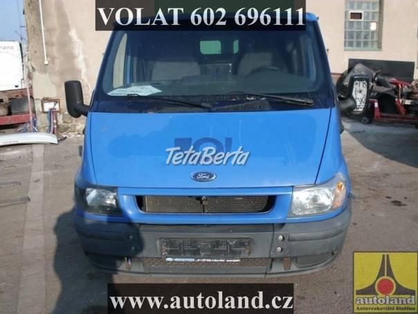 Ford Transit 2,0, foto 1 Auto-moto | Tetaberta.sk - bazár, inzercia zadarmo