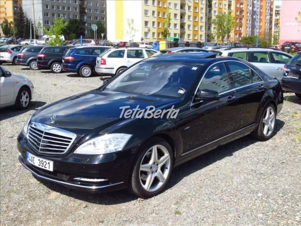 Mercedes-Benz Třída S .   350 CDi- 1A výbava+stav, foto 1 Auto-moto, Automobily | Tetaberta.sk - bazár, inzercia zadarmo