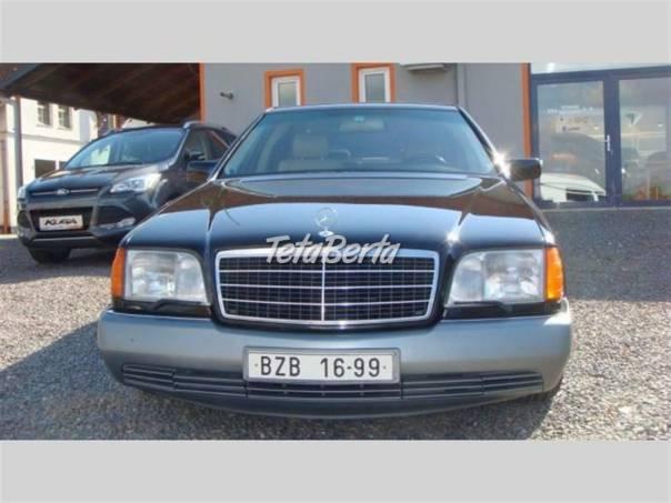 Mercedes-Benz Třída S 600 SEL_300kW, foto 1 Auto-moto, Automobily | Tetaberta.sk - bazár, inzercia zadarmo