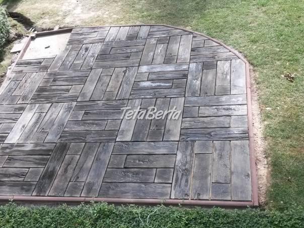 Imitácia dreva, sedliacka dlažba  a šlapáky, foto 1 Dom a záhrada, Stavba a rekonštrukcia domu | Tetaberta.sk - bazár, inzercia zadarmo