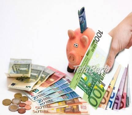 Pôžičky pre všetkých, foto 1 Obchod a služby, Financie | Tetaberta.sk - bazár, inzercia zadarmo