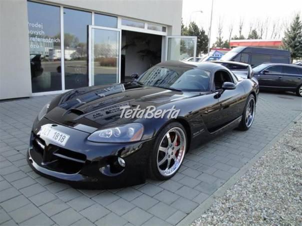 Dodge Viper Hennessey  1000 Twin Turbo, foto 1 Auto-moto, Automobily | Tetaberta.sk - bazár, inzercia zadarmo