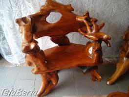 Teaková drevená súprava , Dom a záhrada, Nábytok, police, skrine  | Tetaberta.sk - bazár, inzercia zadarmo