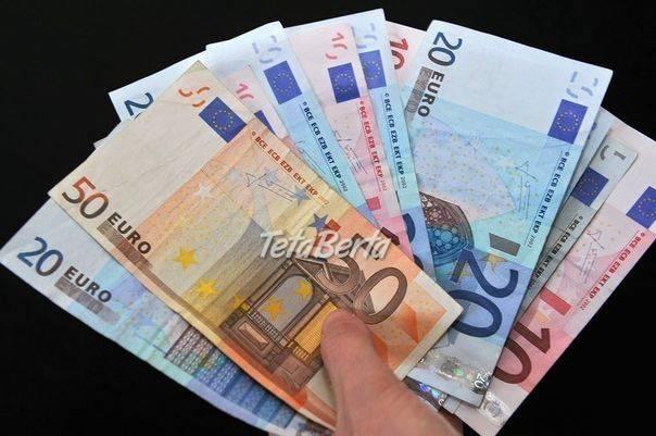 Rýchla a spoľahlivá úverová ponuka., foto 1 Zvieratá, Služby   Tetaberta.sk - bazár, inzercia zadarmo