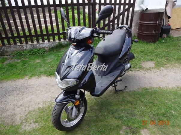 Skútr 50 ccm 4 takt, foto 1 Auto-moto | Tetaberta.sk - bazár, inzercia zadarmo