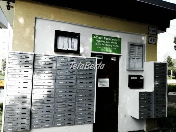 Sídlo pre spoločnosti a živnostníkov , foto 1 Reality, Kancelárie a obch. priestory   Tetaberta.sk - bazár, inzercia zadarmo