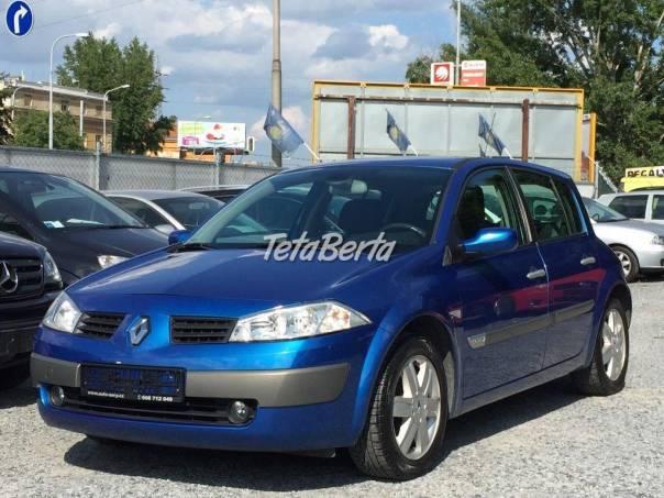 Renault Mégane 1.6 16V Top Stav, foto 1 Auto-moto, Automobily | Tetaberta.sk - bazár, inzercia zadarmo