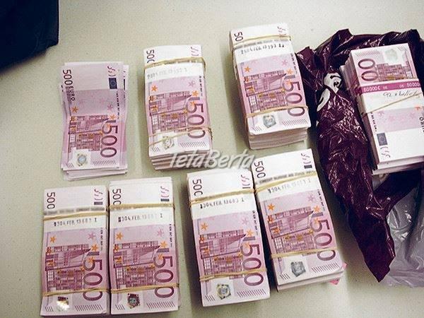 Vážny úver0, foto 1 Obchod a služby, Financie | Tetaberta.sk - bazár, inzercia zadarmo